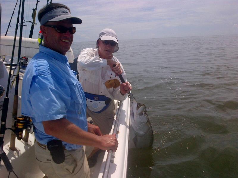 Southeast georgia fishing report aug 29 2013 georgia for Georgia fishing report