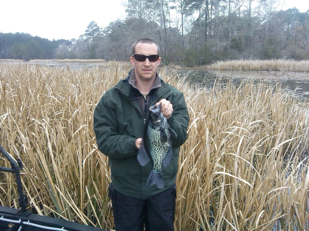 Go fish georgia fishing tips and best bets for the for Crappie fishing in ga