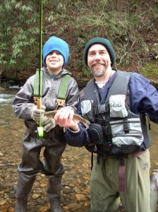Trout fishing on Smith Creek Delayed Harvest Dec. 18.