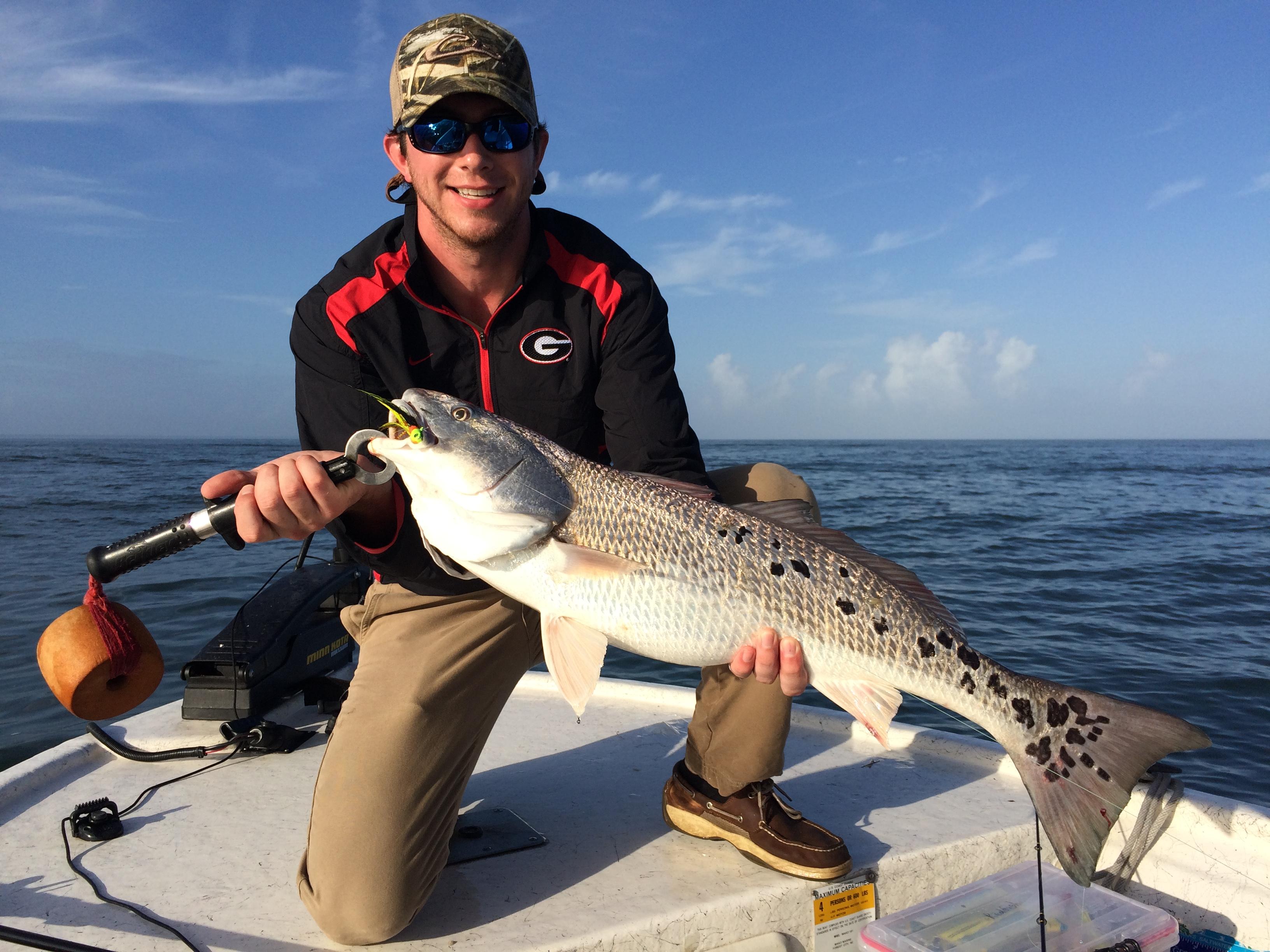Georgia fishing report january 5 2016 for Ga dnr fishing