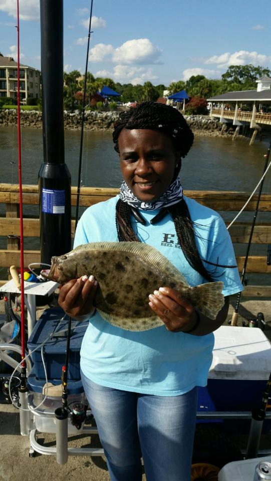 Gynni Hunter Flounder 5 16