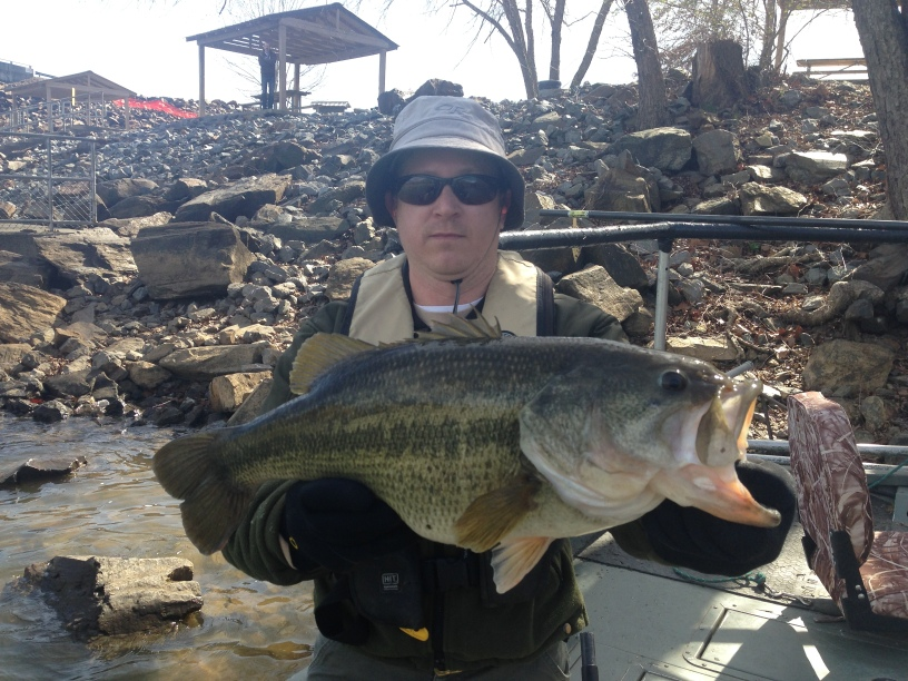 Georgia fishing report february 17 2017 for Clarks hill fishing report