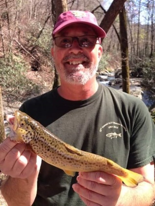 trout stocker Rob April 2017