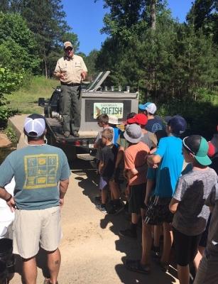 2018 Cherokee Co. Fish Camp